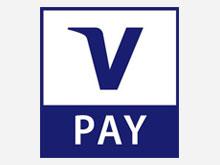Bankkarte V PAY Logo